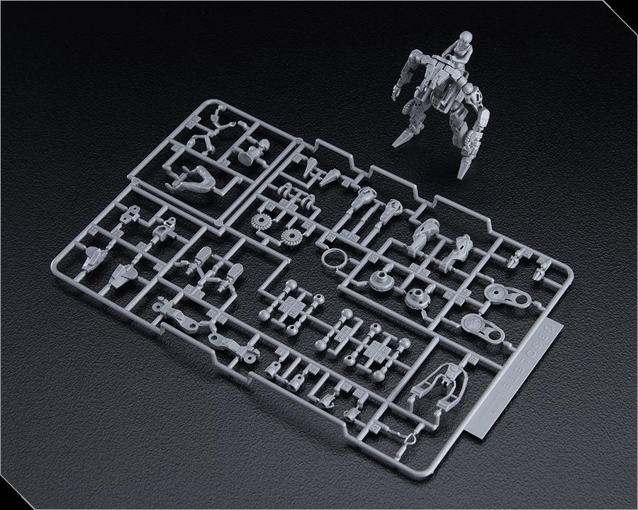 PS製プラスチックモデル 1/35スケール