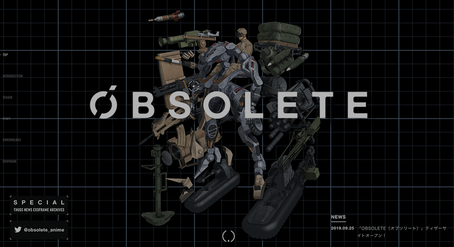 OBSOLETE TEASER SITE